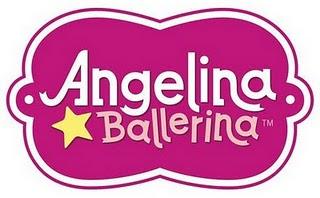 Angelina Ballerina logo