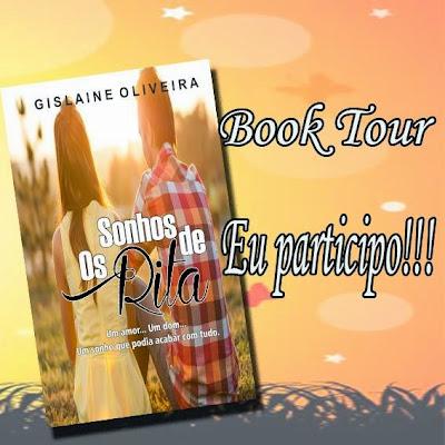 Book Tour: Os Sonhos de Rita