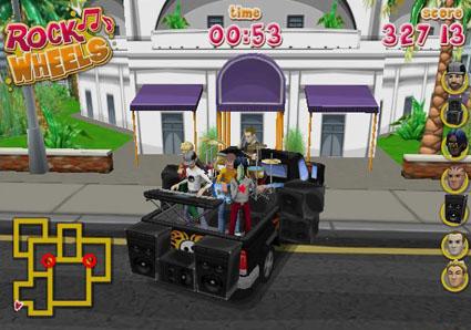 http://1001juegos-swf.blogspot.com.es/2014/11/rock-wheels.html#.VGqLqGfYqgU