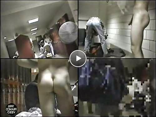 locker room nude men video