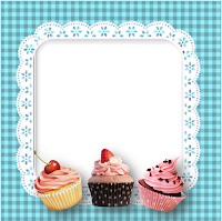Sticky Note Widget Cupcake