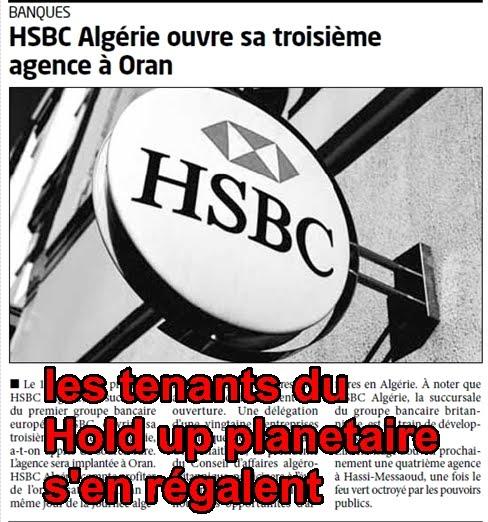 banque hsbc chiffres affaires
