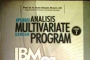 Sedia BUKU SPSS Terbaru Imam Ghozali 2013. SPSS 21 Aplikasi Analisis Multivariate Dengan Program SPSS