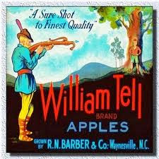 William Tell Sensei - Cross Bow or Ki ?