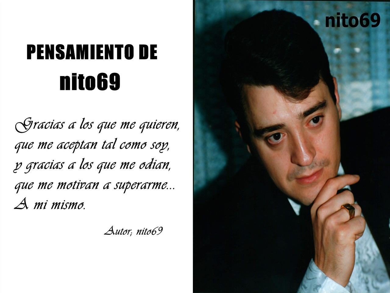 PENSAMIENTO DE nito69