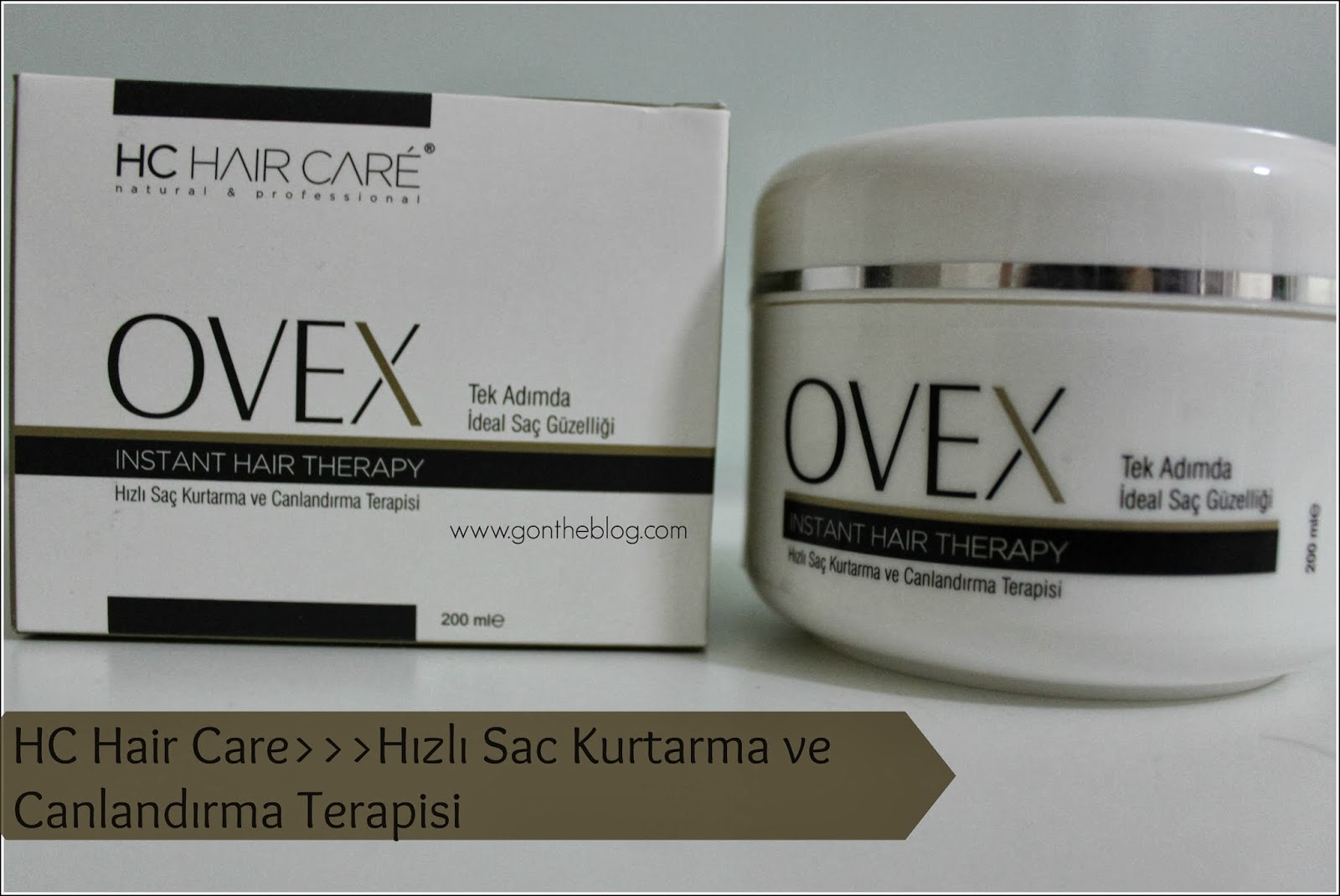 hc hair care ovex