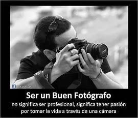 Ser un bon fotògraf...
