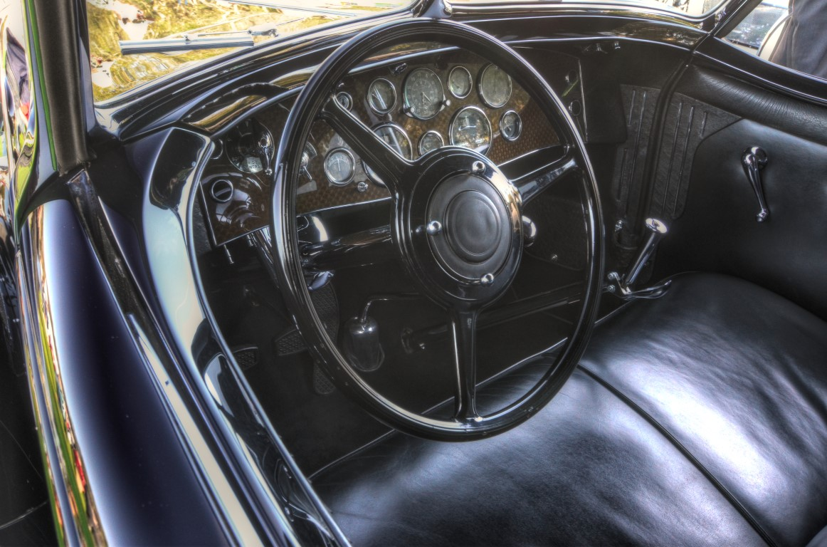 Bugatti Aerolithe 1935...