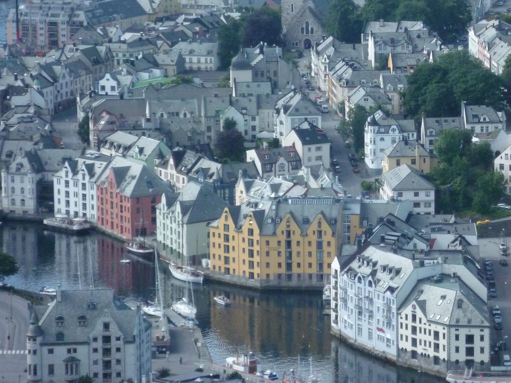 blogging i norge Ålesund
