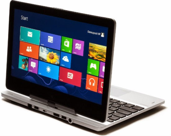 Гибрид ноутбука и планшета