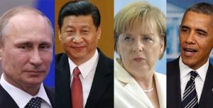 Conozca los 5 políticos más poderosos del mundo