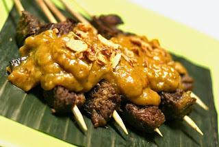 Resep Sate Padang Bumbu Kuning