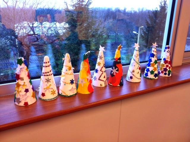 Bric malices janvier 2015 - Bonhomme de neige en polystyrene ...