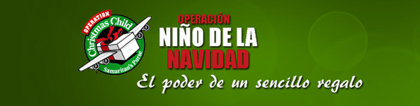 proyecto operación niño navidad