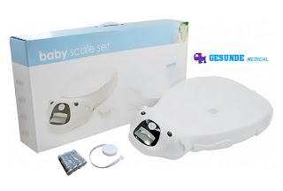 Baby Scale Set