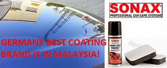 DIY car coat! Best Germany product! SONAX