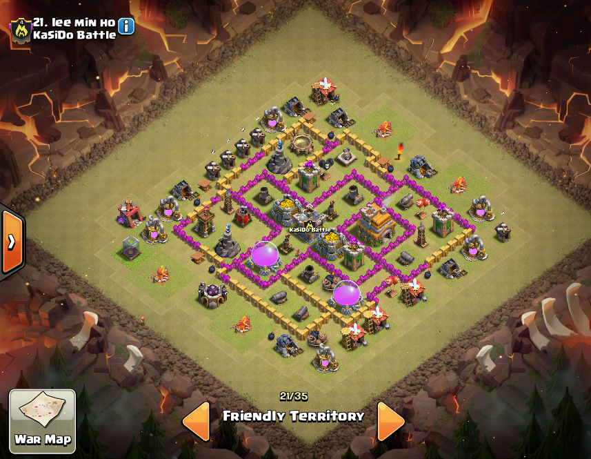 Game Coc Ditutup