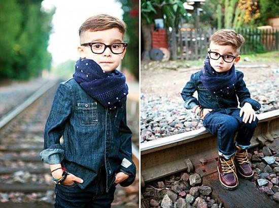 ألونسو ماتيو - الطفل ذو الخمس سنوات الذي اصبح اشهر عارض ازياء Alonso-Mateo-550x410