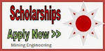 Scholarships in Mining