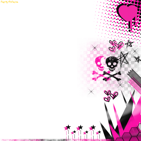 hearts and skulls wallpaper  See To World