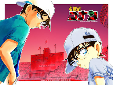 #18 Detective Conan Wallpaper