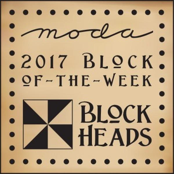 BOM - MODA - BLOCK HEADS