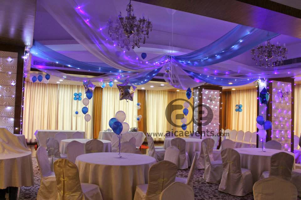 aicaevents Prince Theme Birthday party Decorations
