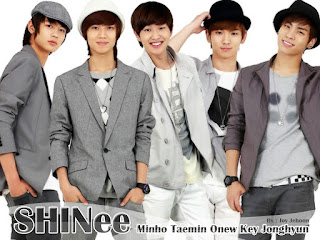 Shinee Wallpaper new
