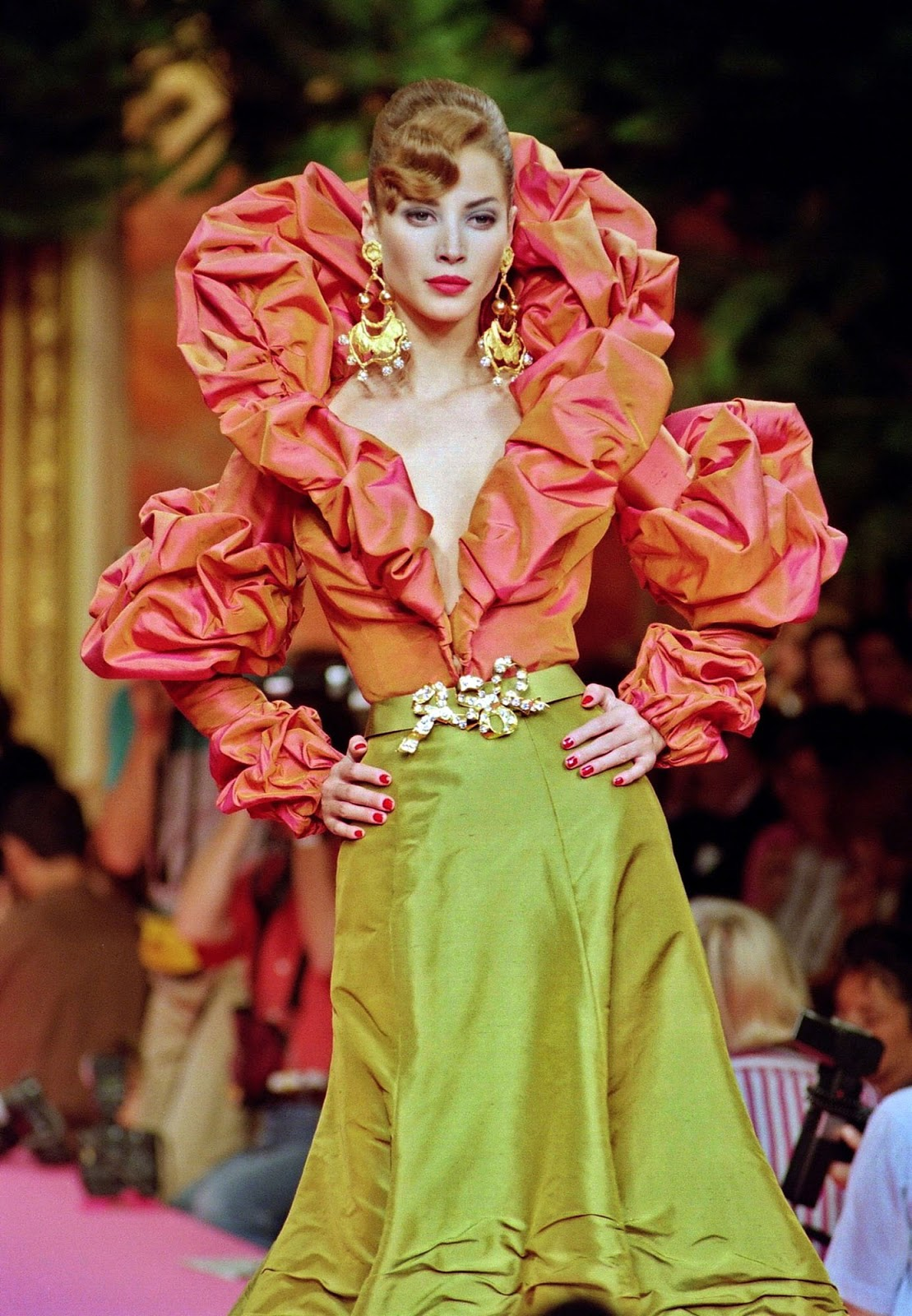 Eniwhere Fashion - Top Models 90's - Christy Turlington