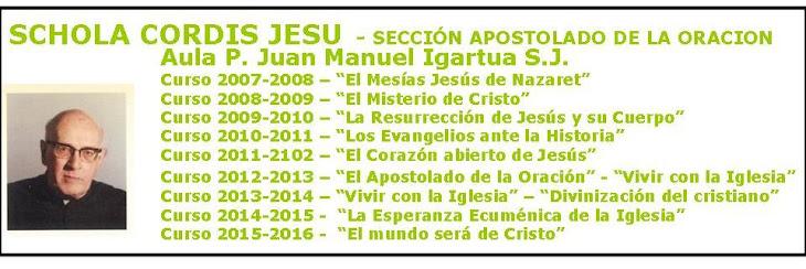 Schola Cordis Jesu