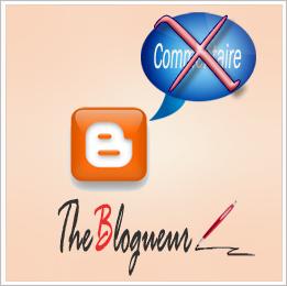 Cacher Interdire Les Commentaires Blogger