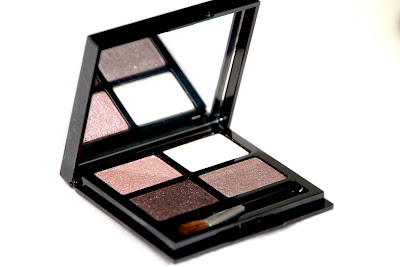 bobbi brown Noel 2011 Black Ruby Sparkle Eye Palette Test Maquillage Swatch Blog