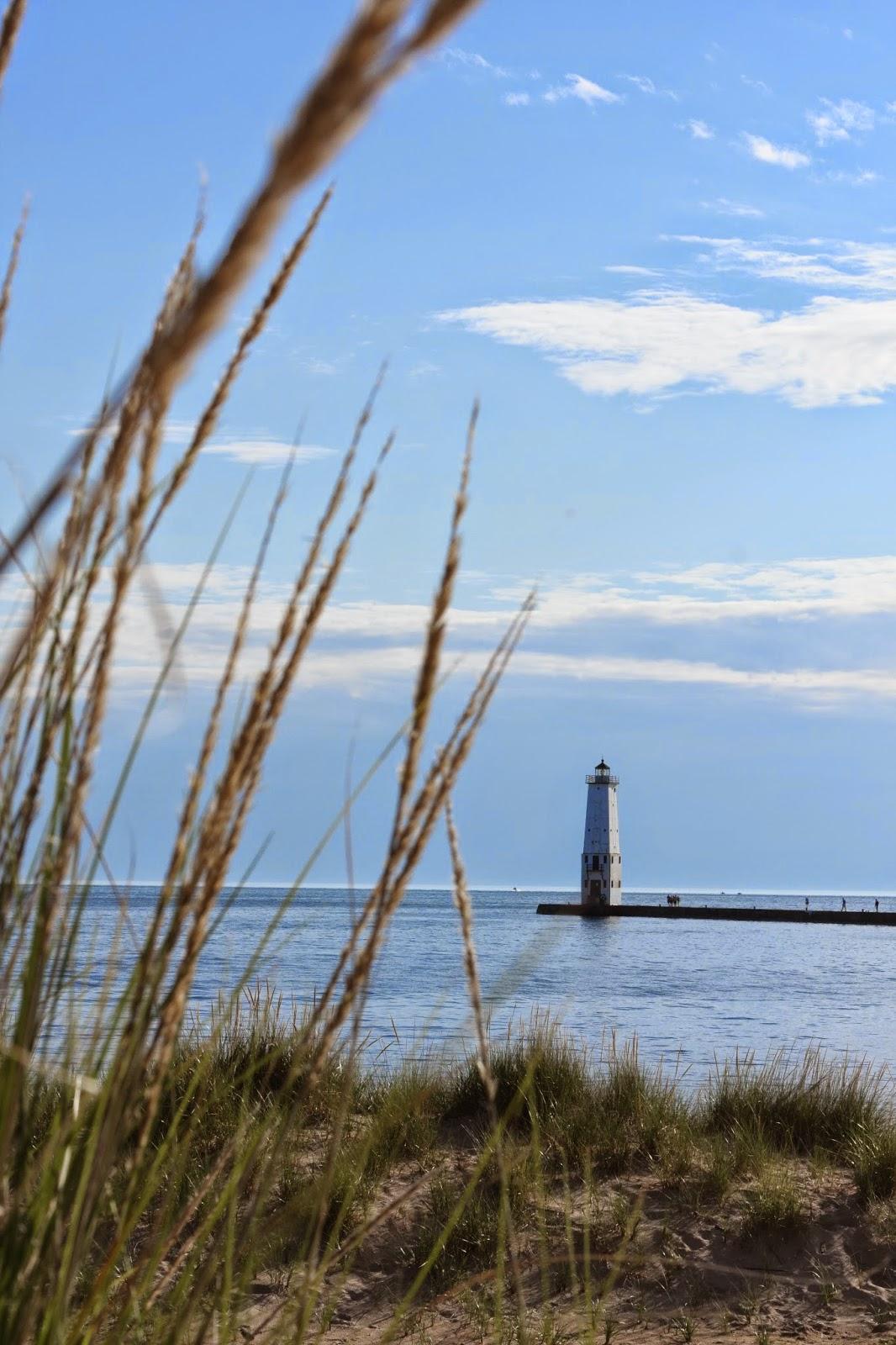 Frankfort Michigan, travel blog, blog, travel, adventure, lighthouse