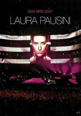 Laura Pausini – San Siro 2007 DVD9 NTSC