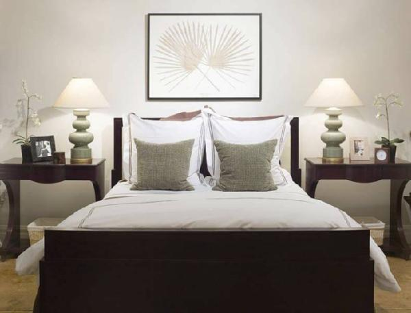 Dilema hiasan bilik pengantin teefa says for Brown and cream bedroom ideas