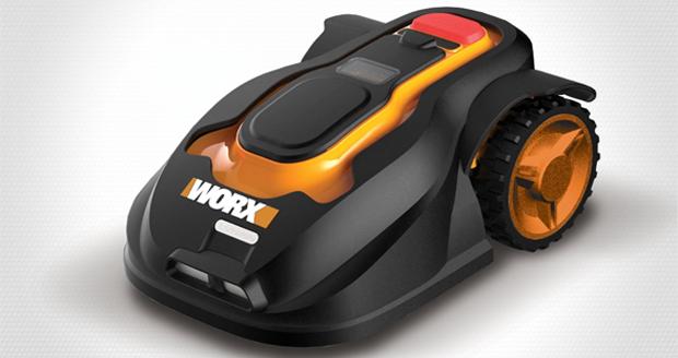 WORX Landroid Robotic Lawn Mower