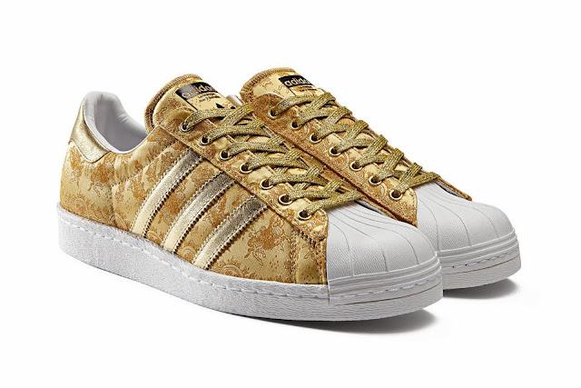 "Adidas Originals Frühjahr/Sommer 2014 ""Chinese New Year Fashion"" Pack"