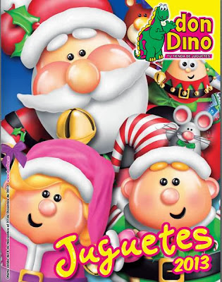 juguetes de navidad don dino 2013