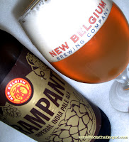 New Belgium Rampant up close