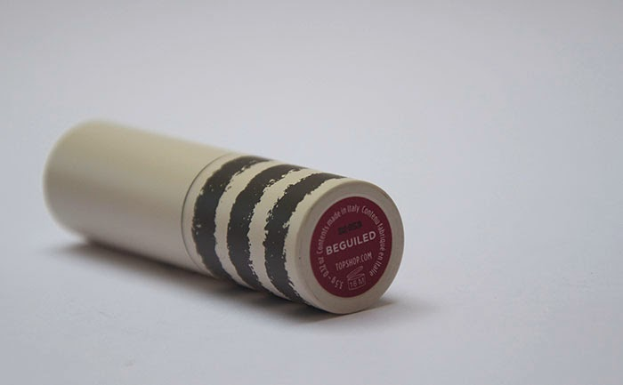 Topshop Beguiled Lipstick Review