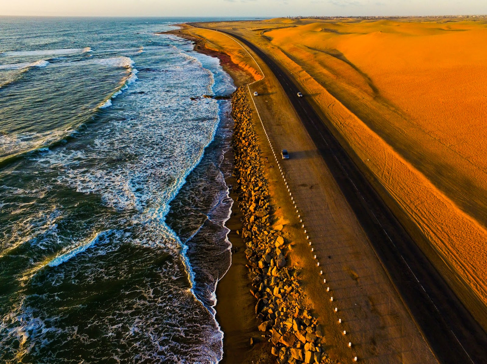 News from Southern Africa & Namibia: Namibia: sand dunes ...