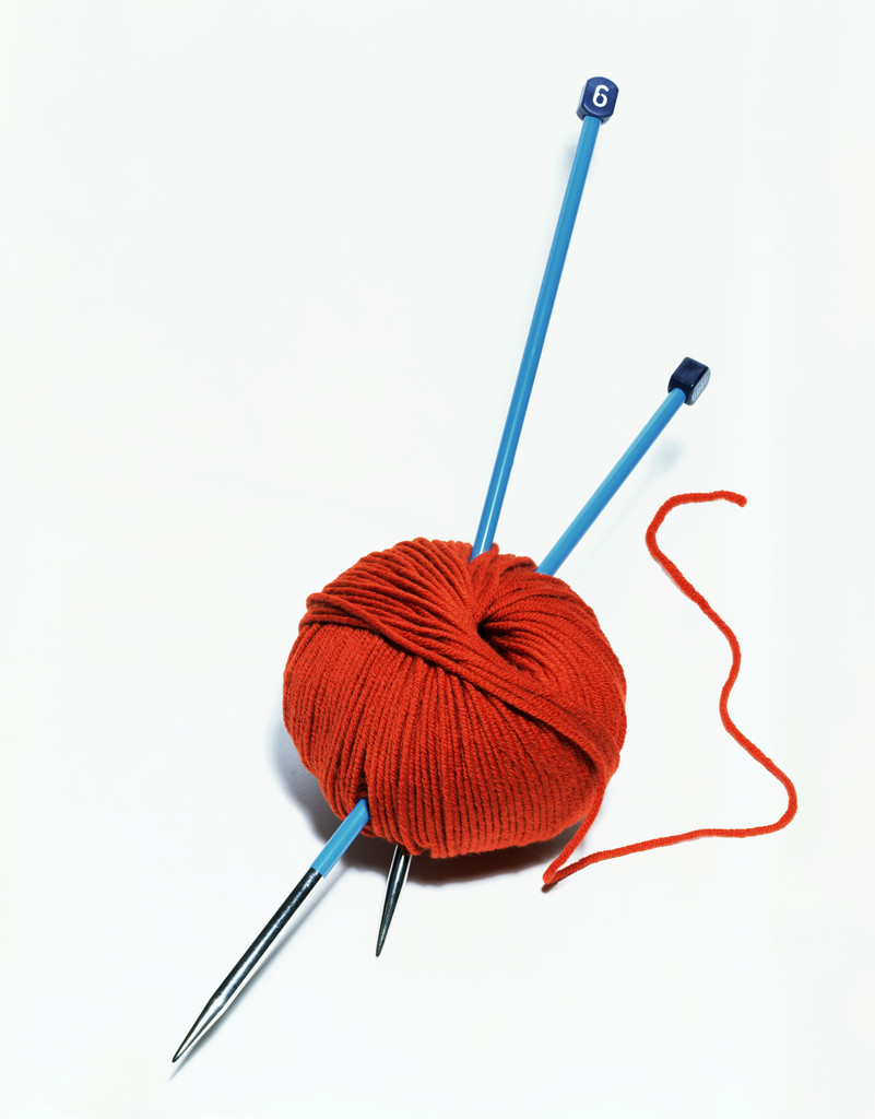 ... serious look at your knitting needles we knitters tend to focus a