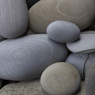 Smooth Pebbles iPad Wallpaper 1024x1024