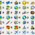 business icons for vista icons pack