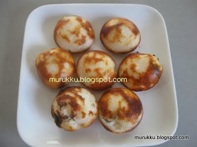 Mor Appam is with idli batter and spices