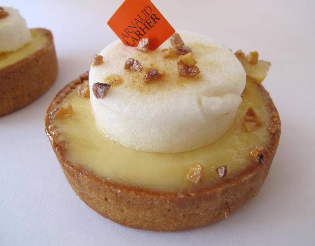 La meilleure tarte au citron meringuée de Paris - Arnaud Lahrer