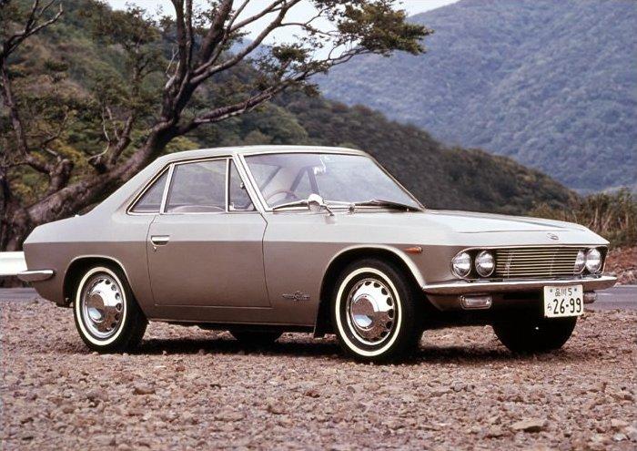 stary Nissan Silvia, CSP311, ciekawe samochody, lata 60, 日本車、スポーツカー