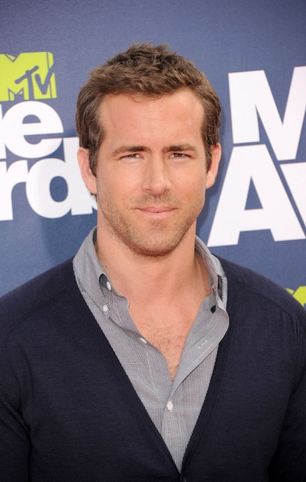 ryan reynolds movies 2011. Ryan Reynolds – 2011 MTV Movie