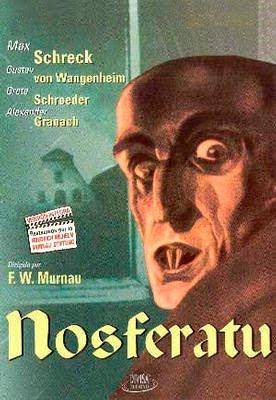 Nosferatu de 1922, otra versión de Drácula de Bram Stoker