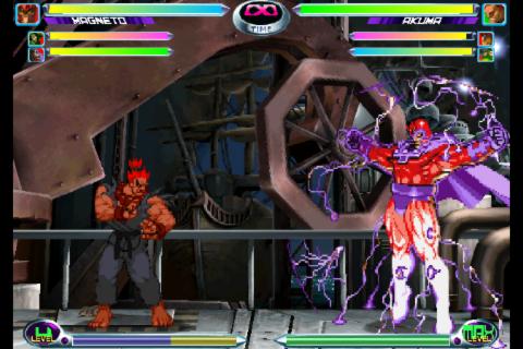 Marvel VS Capcom 2 - iPhone